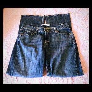 Levi's Curvy 529 Bootcut Jeans